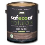 Natural Oil Wax 1 Quart Low Luster