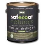 Natural Penetrating Oil 1 Quart Low Luster