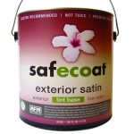 Safecoat Exterior Paint Satin 1 Gallon