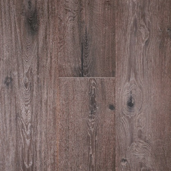 Oak Engineered Prefinished Stained Hand Scraped Wire Brushed