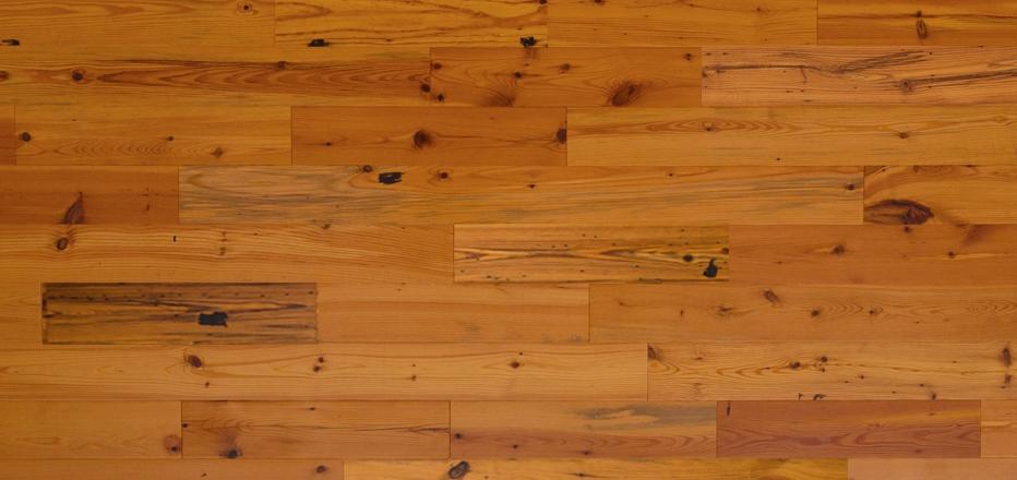 Pine Engineered Prefinished Reclaimed