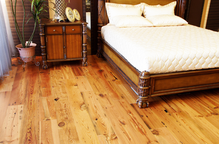 Pine Engineered Prefinished Reclaimed Olde Charleston Collection