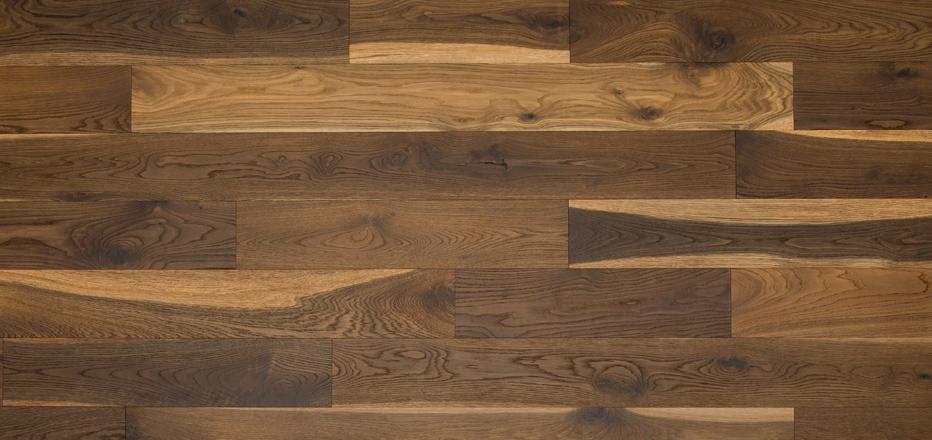 Oak Engineered Prefinished Fumed Olde Charleston Collection