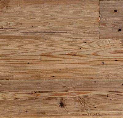 Antique Longleaf Pine Solid Unfinished Natural Endmatched