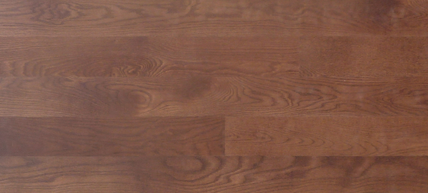 Red Oak Engineered Prefinished Select Stained Planet Hardwood