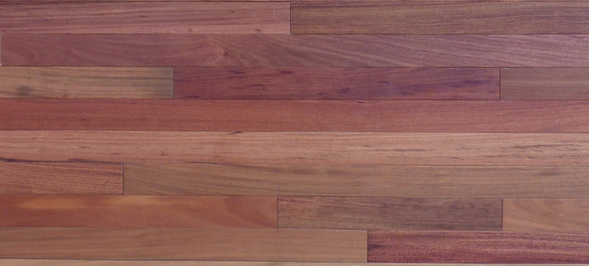 Santos Mahogany Solid Prefinished Select Planet Hardwood
