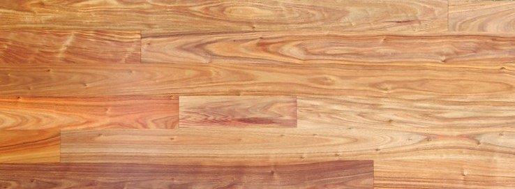 Canarywood Engineered Prefinished Select Planet Hardwood