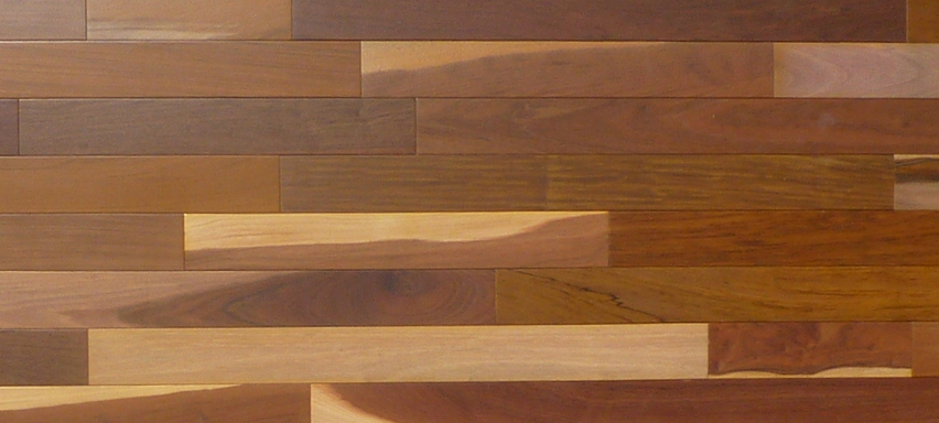 Ipe Solid Prefinished Natural Planet Hardwood
